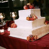 Flowers & Decor, Cakes, orange, pink, purple, cake, Flowers, Cake flowers, Fujikos flowers