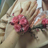 Flowers & Decor, pink, Boutonnieres, Corsages, Flowers, Boutonniere, Corsage, Fujikos flowers