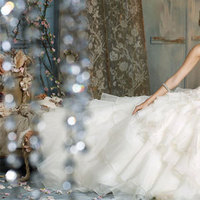 Wedding Dresses, Fashion, white, dress, Crystal, Jim, Hjelm, Volles bridal and boutique