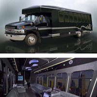 Party, Limousine, Bus, Grace limousine