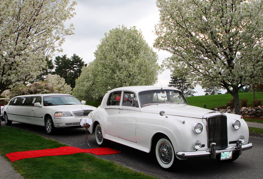 Bentley, Antique, Grace limousine