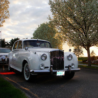 white, Bentley, Antique, Grace limousine