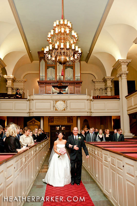 Beauty, Ceremony, Flowers & Decor, Jewelry, Wedding Dresses, Shoes, Photography, Fashion, white, yellow, orange, pink, red, purple, blue, green, brown, black, silver, gold, dress, Makeup, Ceremony Flowers, Flowers, Hair, Church, At, Heather, Chapel, Boston, Parker, Downtown, Kings, Unitarian, Kings chapel, Flower Wedding Dresses