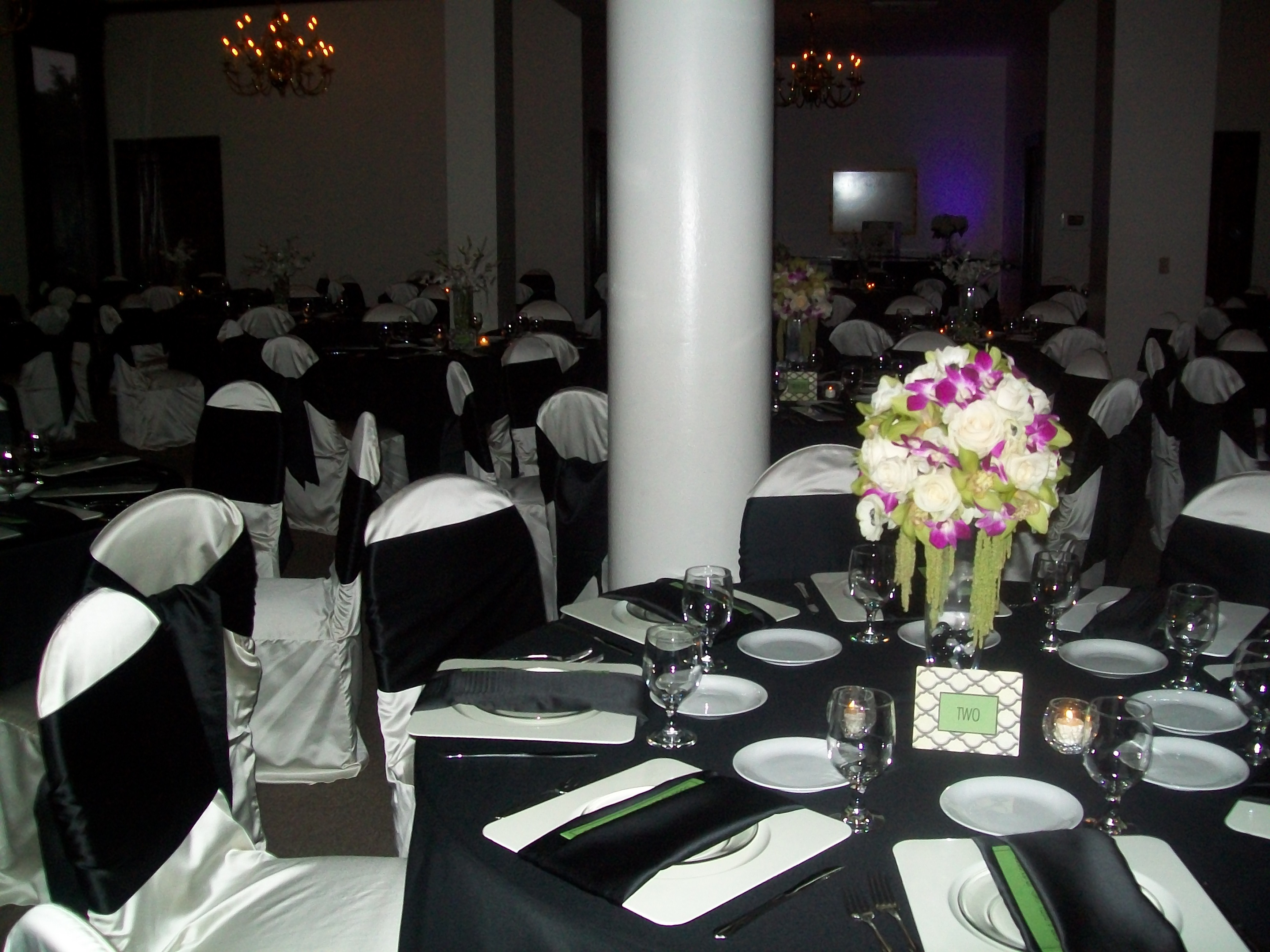 white, black, llc, Virtuous events