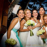 Beauty, Ceremony, Reception, Flowers & Decor, Jewelry, Bridesmaids, Bridesmaids Dresses, Wedding Dresses, Beach Wedding Dresses, Destinations, Fashion, white, yellow, orange, red, blue, green, brown, black, silver, gold, dress, Caribbean, Beach, Ceremony Flowers, Bride Bouquets, Bridesmaid Bouquets, Bride, Outdoor, Flowers, Beach Wedding Flowers & Decor, Groom, Wedding, Hair, Destination, Photographer, La, House, Exotic, Marriage, Juan, Real, Flower Wedding Dresses