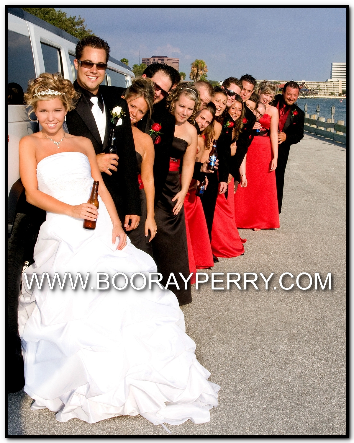 Reception, Flowers & Decor, Wedding Dresses, Beach Wedding Dresses, Fashion, dress, Beach, Beach Wedding Flowers & Decor, Limo, Booray perry photography