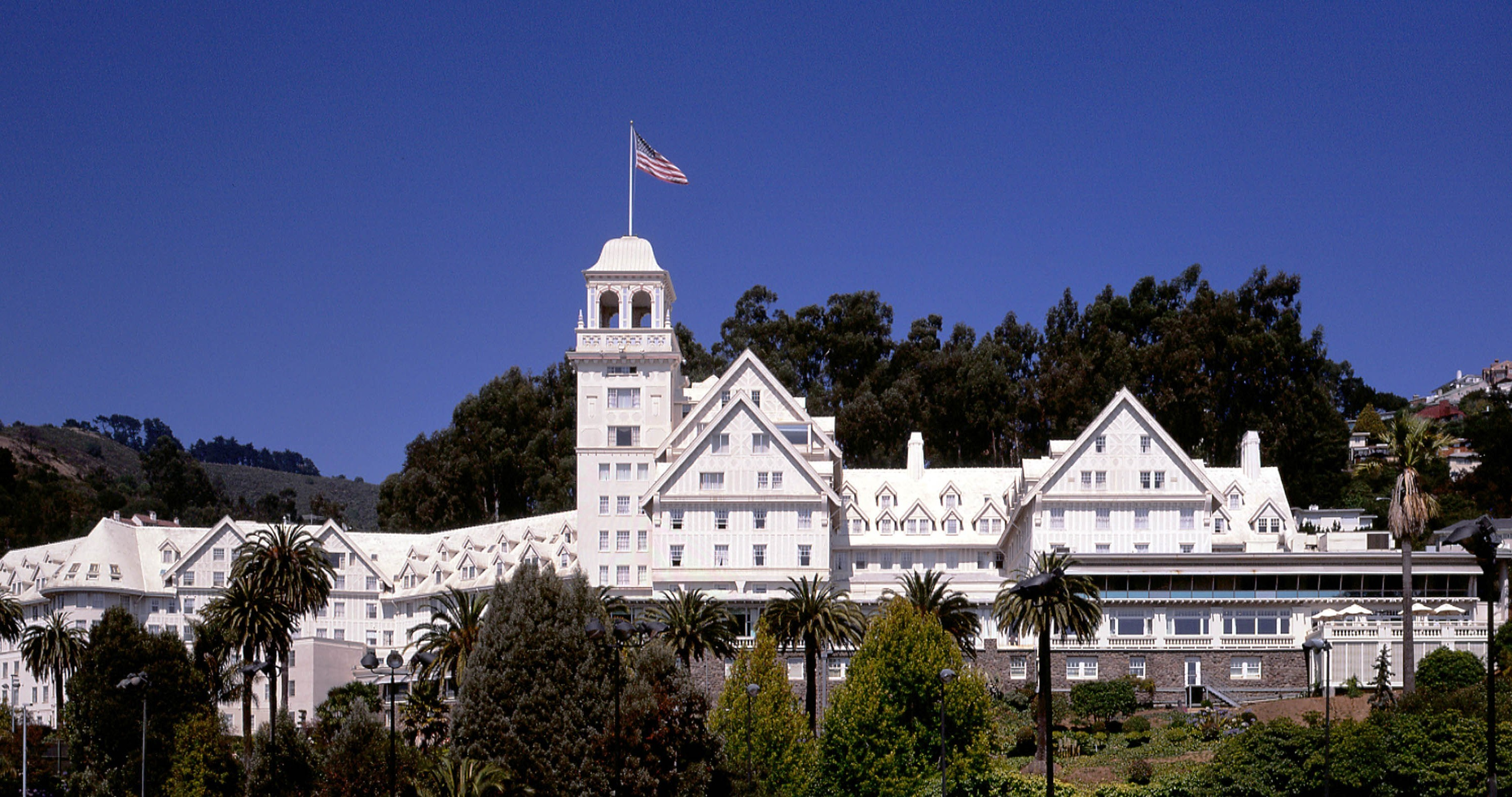Hotel, Historic, Claremont hotel club spa