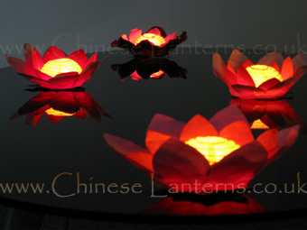 Lanterns, Floating