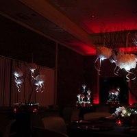Reception, Flowers & Decor, white, Centerpieces, Centerpiece, Branches, Elegant, Manzanita