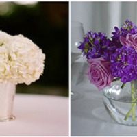 Inspiration, Flowers & Decor, white, pink, purple, Centerpieces, Flowers, Centerpiece, Board, Ideas