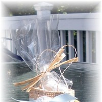 Reception, Flowers & Decor, Favors & Gifts, Stationery, white, blue, brown, silver, favor, Invitations, Gift, Impress me designs