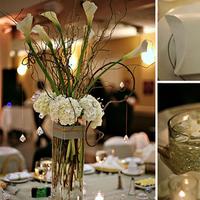 Reception, Flowers & Decor, Centerpieces, Centerpiece, Table, Setting, Mimi nguyen