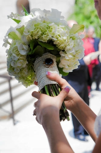 Flowers & Decor, white, green, Bride Bouquets, Flowers, Bouquet, Wedding, Design, Del, Casa, Mar, Andrinique special events
