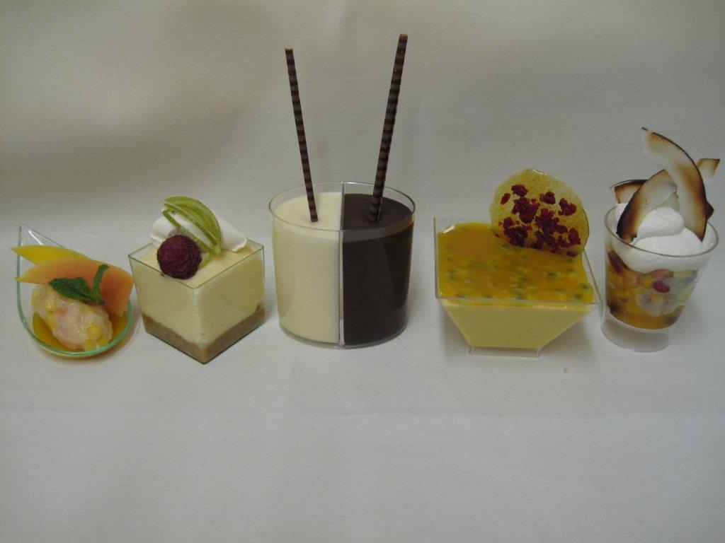 Reception, Flowers & Decor, Desserts
