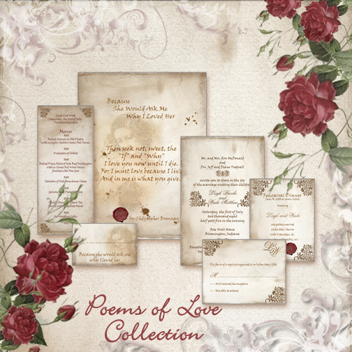 Stationery, brown, Invitations, Save-the-Dates, Place Cards, Menu Cards, Save the date, Thank you cards, Table cards, Wedding invitations, Response cards, Rehersal dinner invitations, Reception cards, Petite marquise