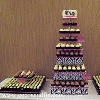 Reception, Flowers & Decor, Cupcakes