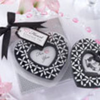 Favors & Gifts, white, black, Favors, Wedding, Mirandas favor boutique