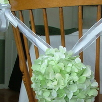 Ceremony, Reception, Flowers & Decor, green, Ceremony Flowers, Aisle Decor, Flowers, Wedding, Chair, Pew, Aisle, Decoration, Marker, Treasured editions