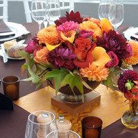 Inspiration, Flowers & Decor, yellow, orange, red, brown, gold, Centerpieces, Flowers, Centerpiece, Board