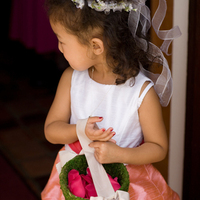 Beauty, Ceremony, Inspiration, Flowers & Decor, Flower Girl Dresses, Wedding Dresses, Fashion, pink, dress, Ceremony Flowers, Flowers, Hair, Flower girl, Board, Green apple photo, Flower Wedding Dresses