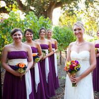 Beauty, Flowers & Decor, Bridesmaids, Bridesmaids Dresses, Wedding Dresses, Fashion, purple, dress, Bridesmaid Bouquets, Flowers, Hair, Diana maire photography, Flower Wedding Dresses