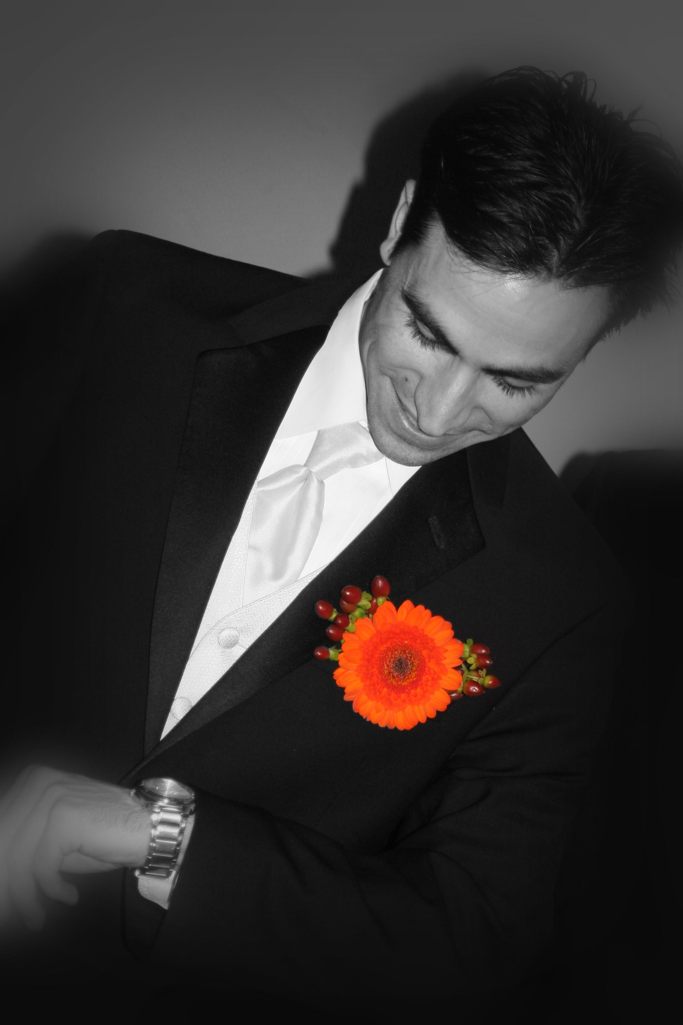 Ceremony, Flowers & Decor, Groom, Preparation, Jen casey photography