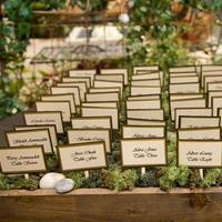 green, brown, A good affair wedding event production