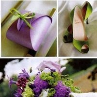 Flowers & Decor, Shoes, Fashion, purple, green, Flowers, Flower Wedding Dresses