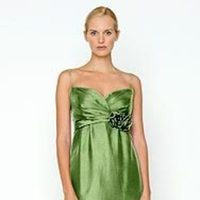 Bridesmaids, Bridesmaids Dresses, Wedding Dresses, Fashion, green, dress
