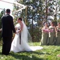 Ceremony, Flowers & Decor, white, pink, green, Location, A weddings