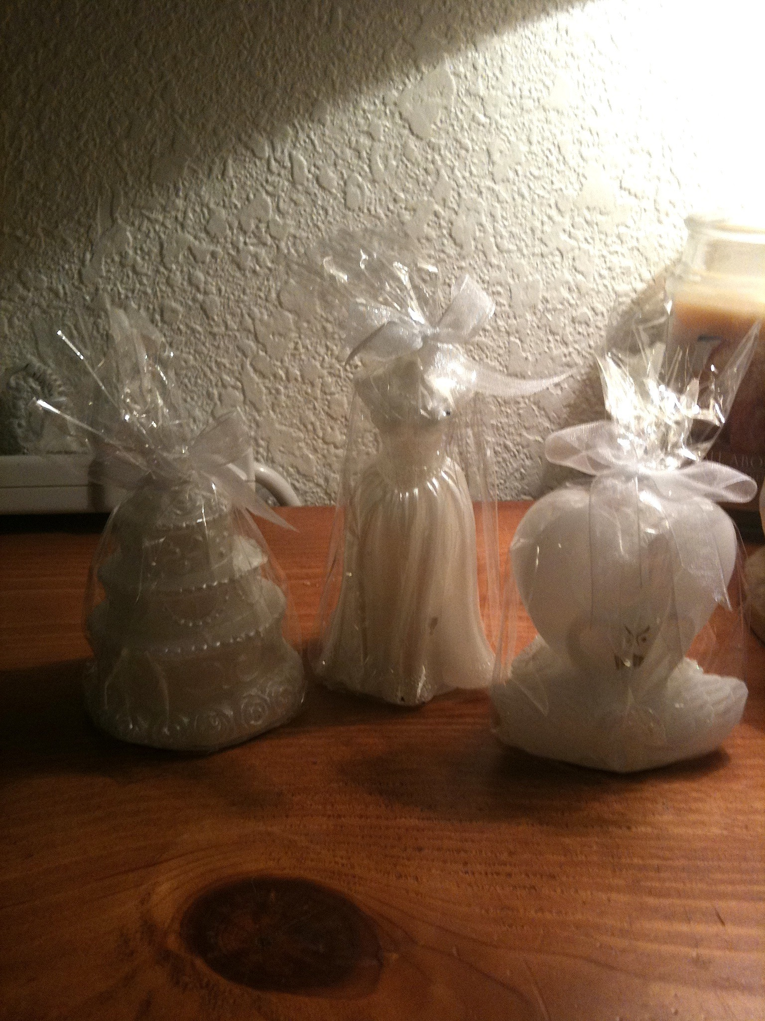Favors & Gifts, white, Favors, Candle