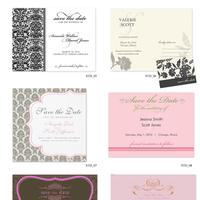 Ceremony, Inspiration, Reception, Flowers & Decor, Stationery, white, yellow, orange, pink, red, purple, blue, green, brown, black, silver, gold, Invitations, Monogram, Wedding, Custom, Board, The, Ornate, Save, Date, Free, Std, Decorative, Simply so stylish