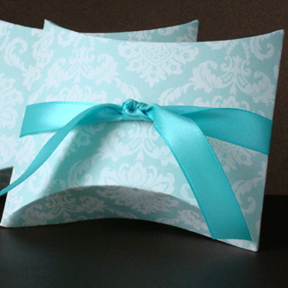 Reception, Flowers & Decor, Favors & Gifts, white, blue, Favors, Damask, Accent the party