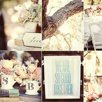 Ceremony, Inspiration, Reception, Flowers & Decor, pink, purple, brown, Ceremony Flowers, Vintage, Flowers, Vintage Wedding Flowers & Decor, Wedding, Board, Brandon kidd photography