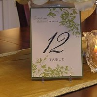 Inspiration, Stationery, Invitations, Table, Floral, Board, Number, 2bsquared designs