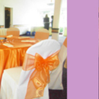 Ceremony, Reception, Flowers & Decor, white, yellow, orange, pink, red, purple, blue, green, brown, black, silver, gold, Linen sensation