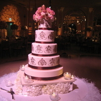 Cakes, pink, cake, Special occasions dj lighting