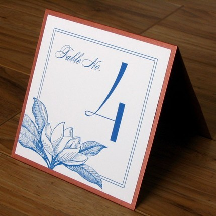 blue, Table, On, Numbers, Etsy, Lani