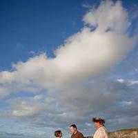 Ceremony, Flowers & Decor, Destinations, white, yellow, Hawaii, Beach, Beach Wedding Flowers & Decor, Maui, Beach wedding, Aisles in paradise