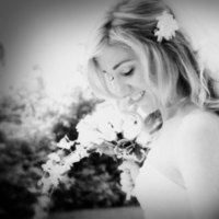 Flowers & Decor, Photography, white, black, Bride Bouquets, Bride, Flowers, And, Intimate, Hazel images photography