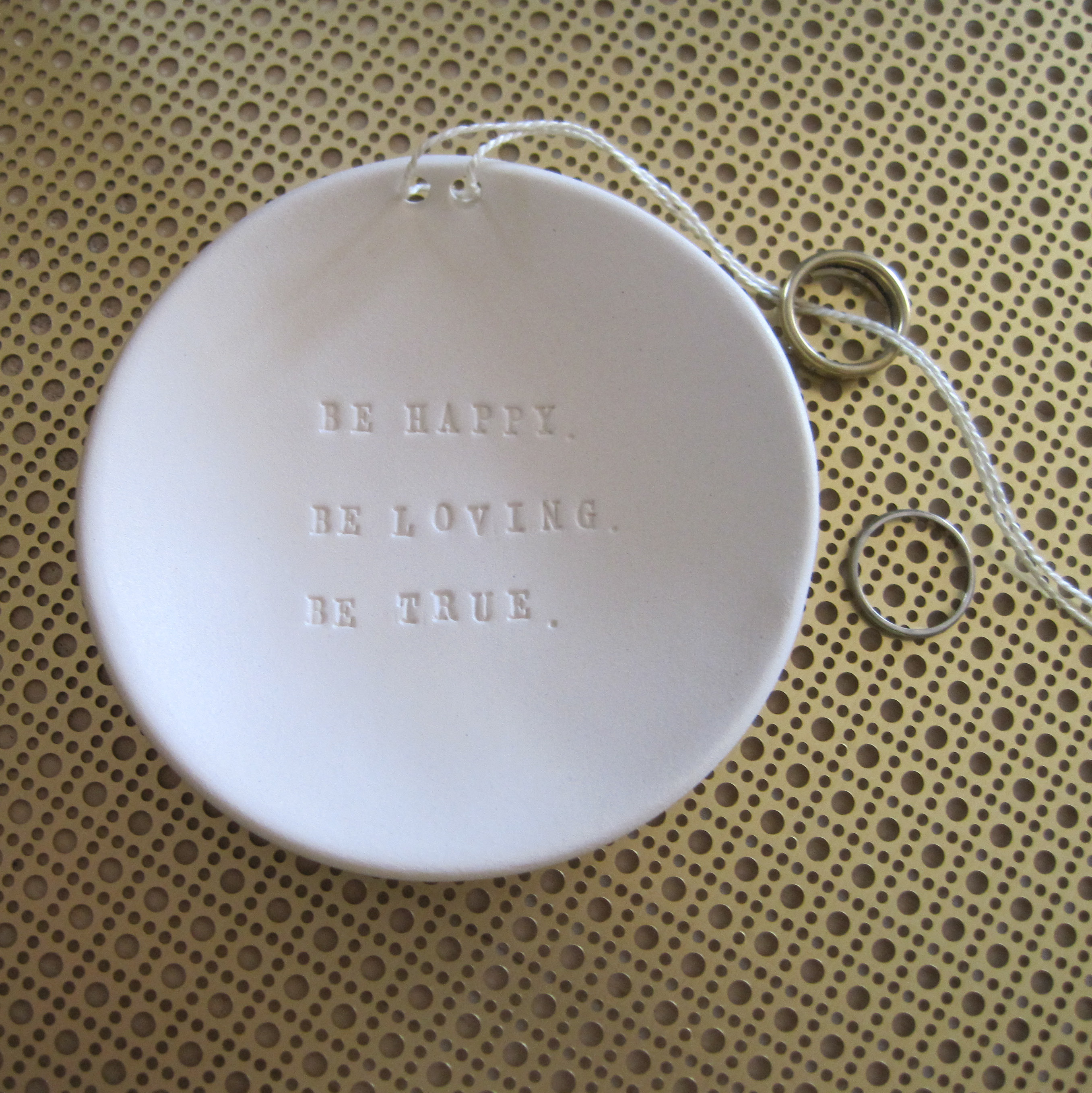 Ceremony, Inspiration, Reception, Flowers & Decor, Bridesmaids, Bridesmaids Dresses, Fashion, white, yellow, brown, silver, gold, Party, Ring, Bridal, Nest, Hand, Board, Pillow, Bearer, Made, Personalized, Bowl, Holder, Etsy, Palomas, Palomasnest, Stamped, Dish, Handmade, Engraved, Palomas nest, Cere