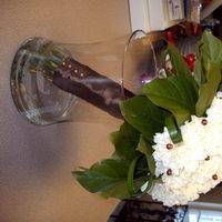Flowers & Decor, white, brown, Bride Bouquets, Flowers, Bouquet, Carnation, Renejohn designs