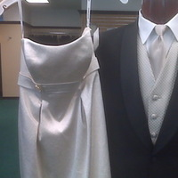 Fashion, gold, Men's Formal Wear, Groomsmen, Tux