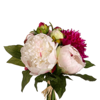 Flowers & Decor, white, pink, Bride Bouquets, Flowers, Bouquet, Bridal, Silk, Bouqet, Afloralcom