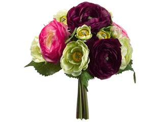 Flowers & Decor, pink, purple, green, Flowers, Wedding, Bridal, Bouquets, Silk, Afloralcom