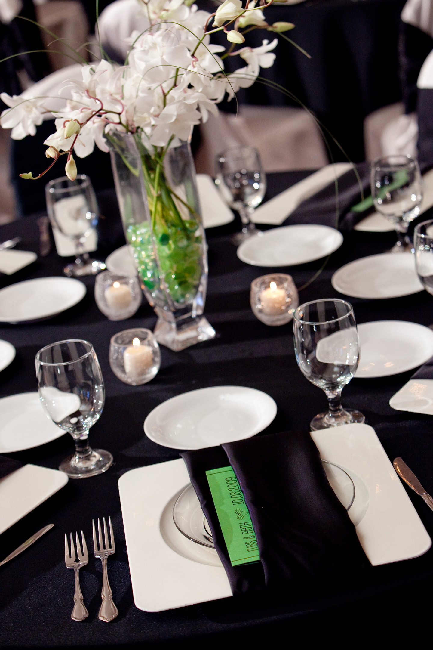 Inspiration, Reception, Flowers & Decor, white, green, black, Flowers, Board, llc, Virtuous events