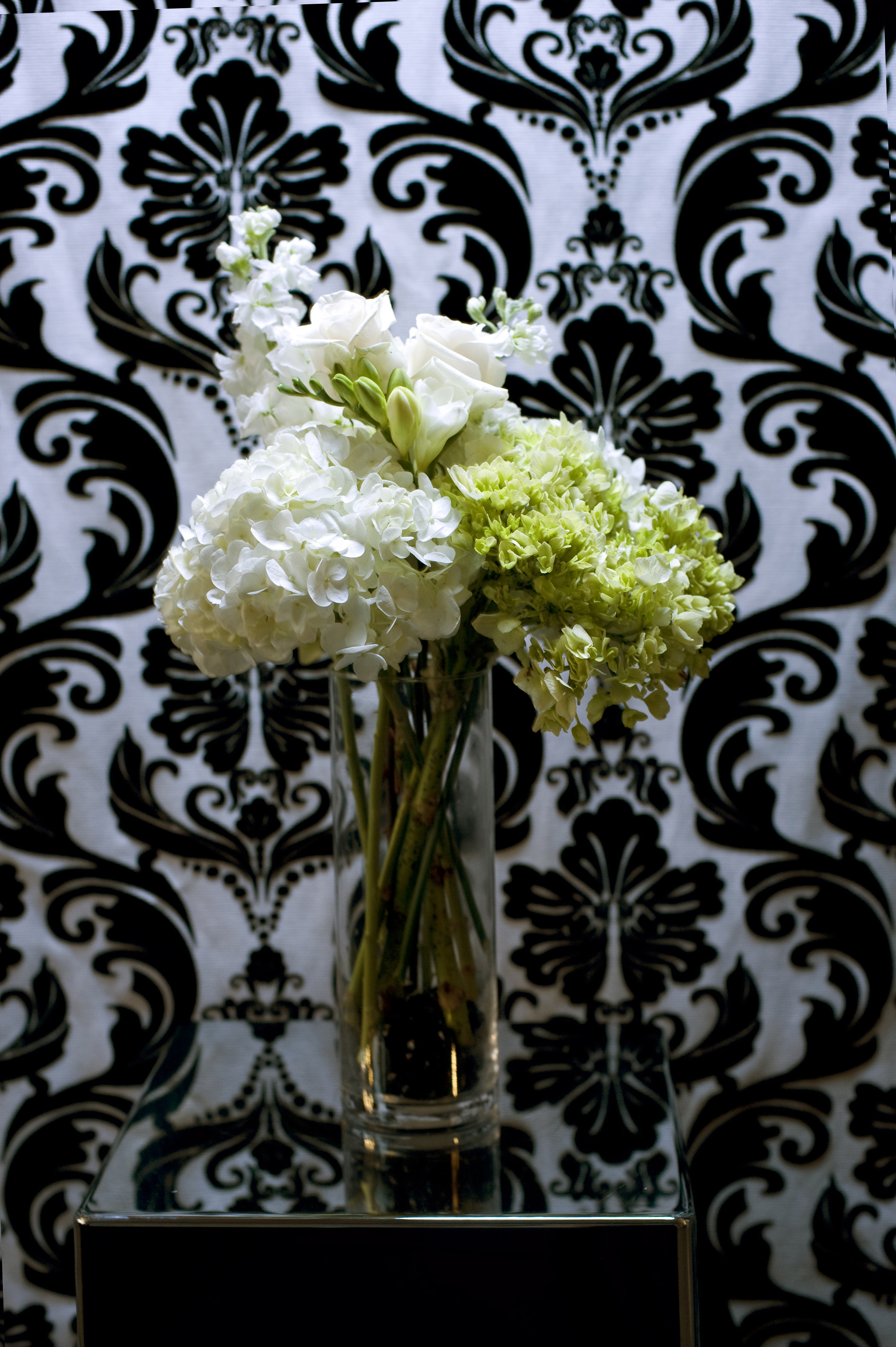 Ceremony, Inspiration, Reception, Flowers & Decor, white, green, black, Ceremony Flowers, Flowers, Board, llc, Virtuous events