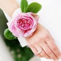 pink, Corsages, Spring Wedding Flowers & Decor