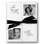 Stationery, white, black, Invitations, Wedding, Photo