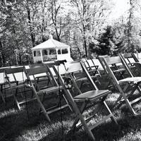 Ceremony, Flowers & Decor, Tables & Seating, Outdoor, Chairs, Pa, Wooden, Pittsburgh, Cardens photography, Cardens